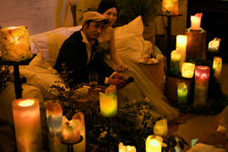 ウェディング 二次会 結婚パーティー 高砂席