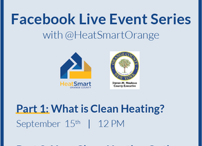HeatSmart's September Webinars