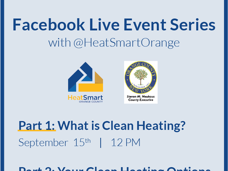 HeatSmart's September Webinars
