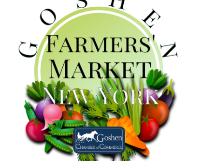 See you at the Farmer's Market!
