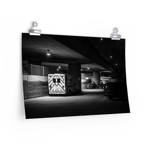 Premium Matte horizontal posters