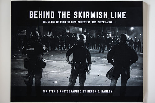 Behind the Skirmish Line - Hardcover