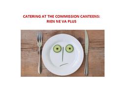 canteen strike