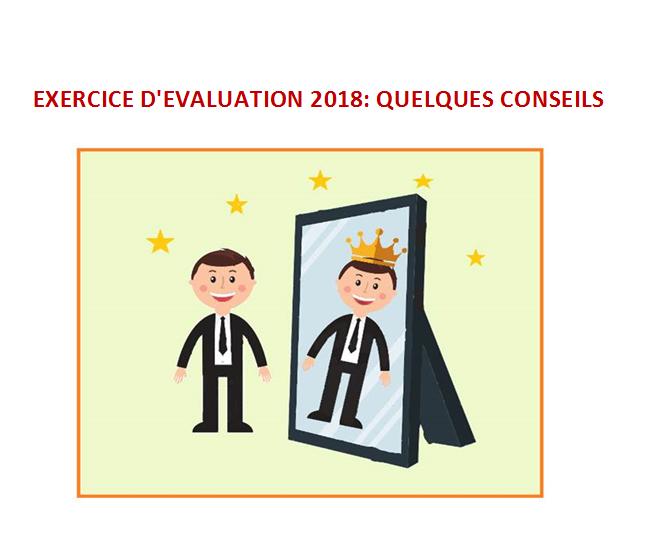 self evaluation 2018