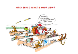 open space what is your view