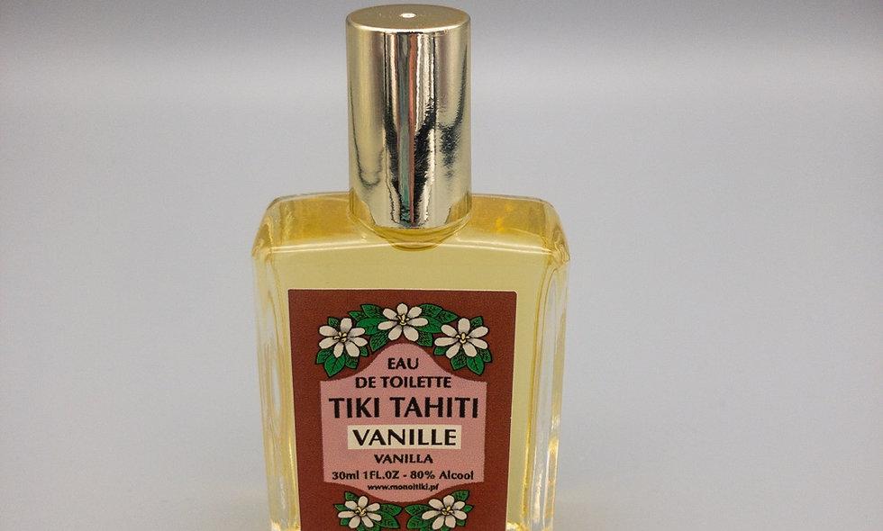 Parfum VANILLE Tiki Monoï Tahiti
