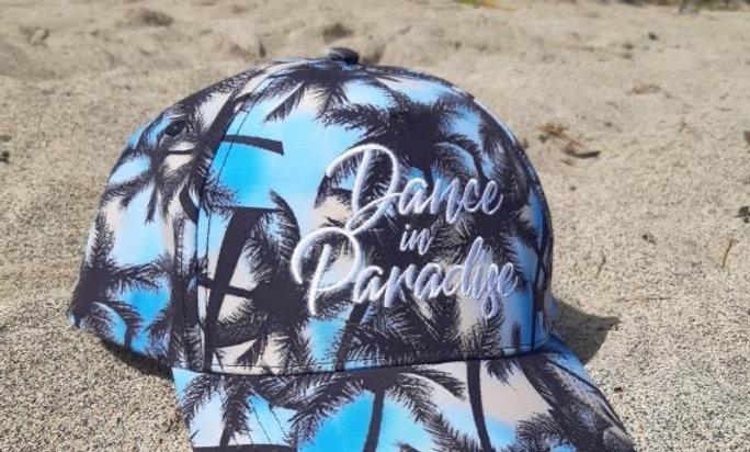 "Casquette ""Island Home"" DANCE IN PARADISE"