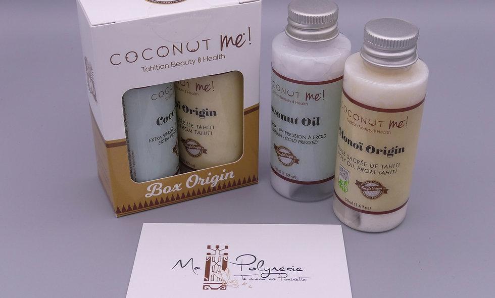BOX ORIGIN 2x50 ml COCONUT ME !
