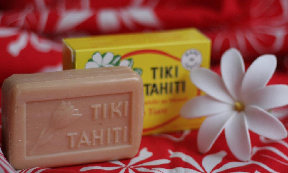 Savon Tiare Tiki Monoï