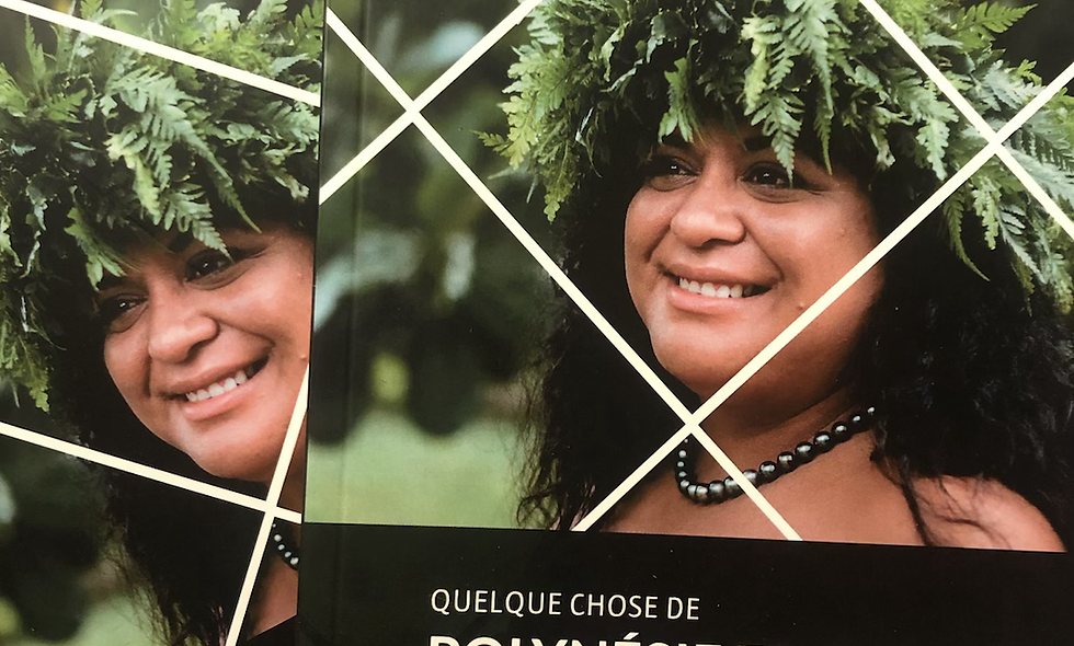 «Quelque chose de Polynésie Française» de Vaikehu Shan