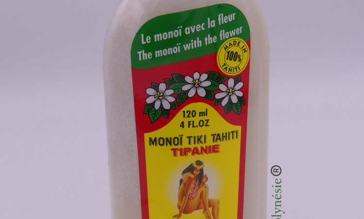 Monoï TIPANIE Tiki Monoï Tahiti