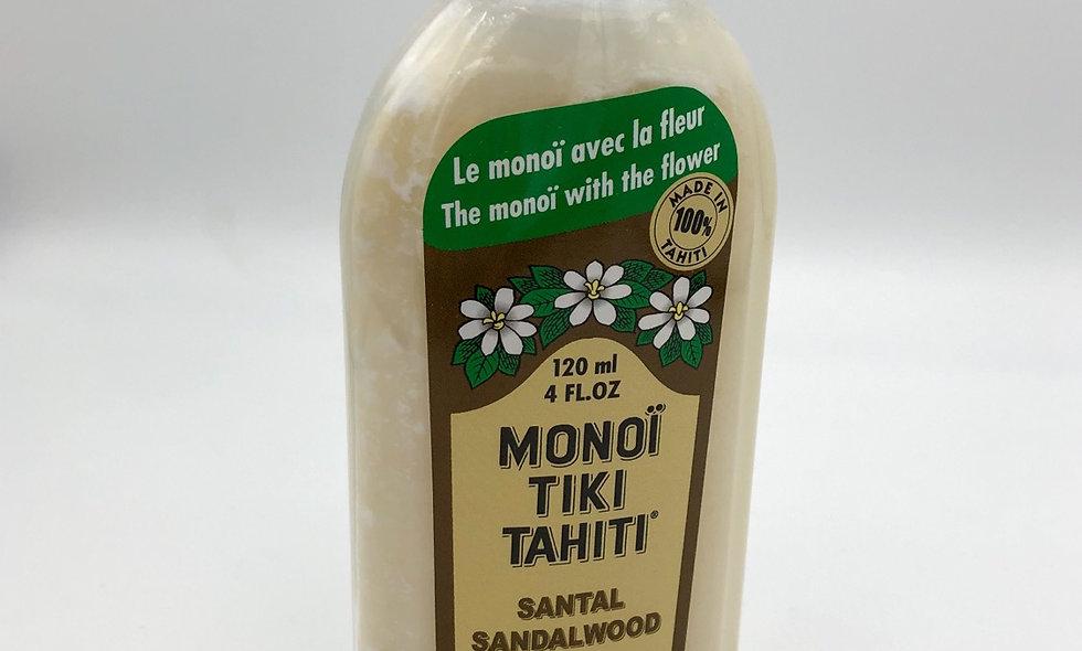 Monoï SANTAL Tiki Monoï Tahiti