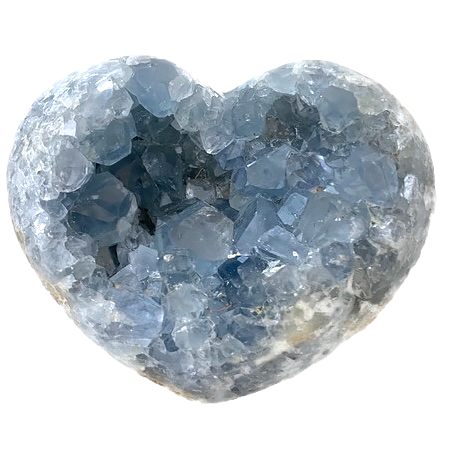 CELESTITE for Spiritual Advancement, Clairvoyance & Lucid Dreaming