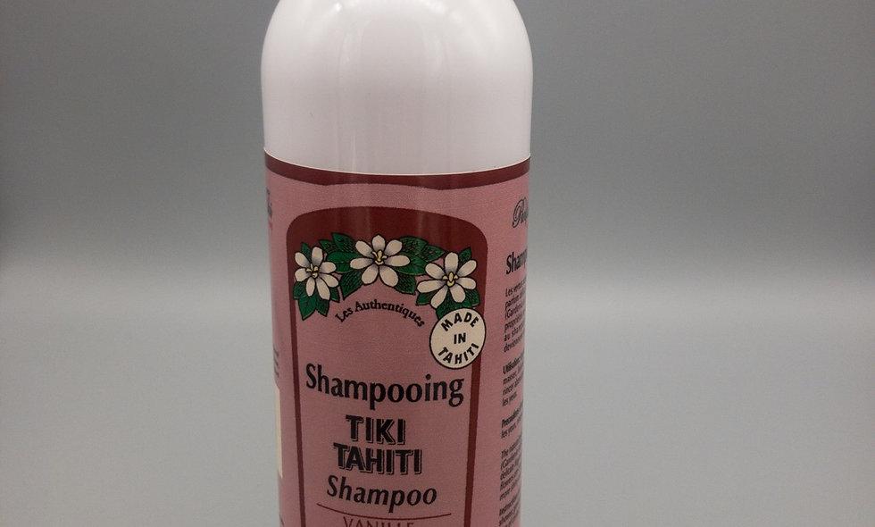 Shampooing VANILLE Tiki Monoï Tahiti