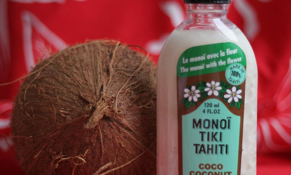 Monoï COCO Tiki Monoï Tahiti