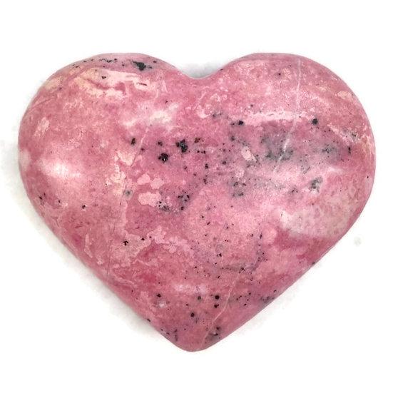 RHODOCROSITE for Compassion, Self-Love & Healing