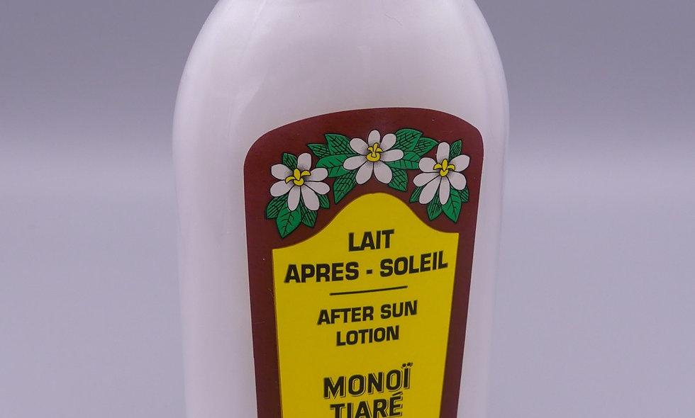 Lait Après-soleil TIARE TAHITI Tiki Monoï Tahiti