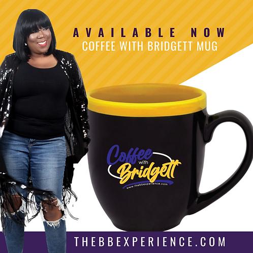 Coffee with Bridgett Mug