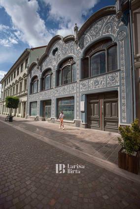 Larisa Birta_Magazinul de sticla Oradea.