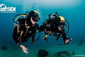SDI Advanced Adventure Diver Specialty Course