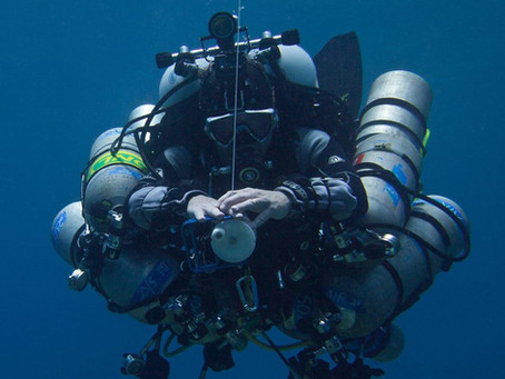 What does it take to be a Technical Diver?