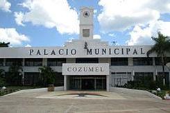 Palacio_Municipal_Cozumel_-_20140724-com
