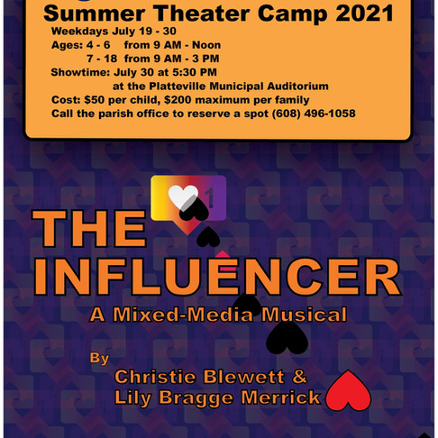 Summer Theater Camp to start