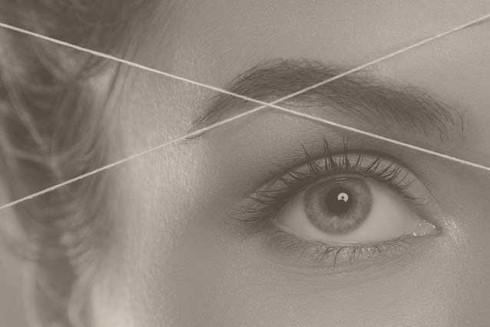 soins du sourcil