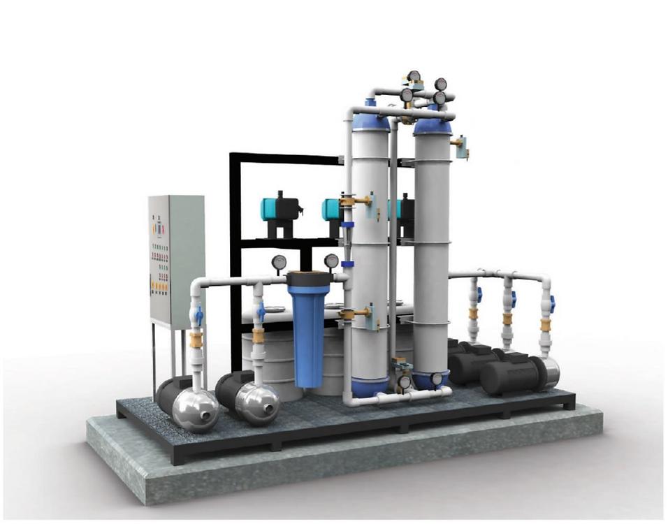 Ultra-Filtration Plant