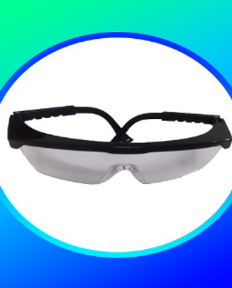 Goggle DIMENTION L580mm X H540mm X W 1.7mm, MATERIAL PC,PP,SCREWS: STEEL