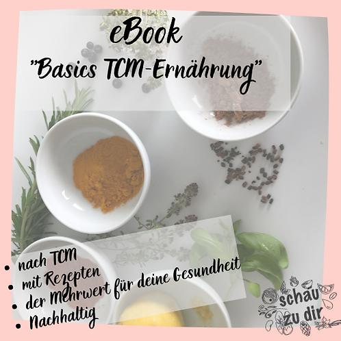 "eBook ""Basics TCM-Ernährung"""