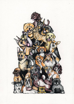 Pile of Doggos