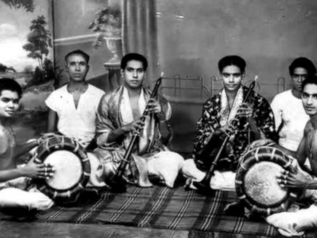 The Musical Traditions in Temples of Tamil Nadu