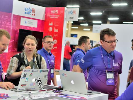 """eazyBI piedalīsies starptautiskā  konferencē """"Atlassian Summit"""""""