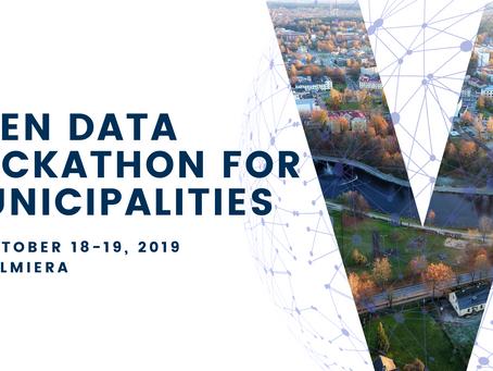 Skaties vebināru pašvaldībām par atvērtajiem datiem (12.09.2019)