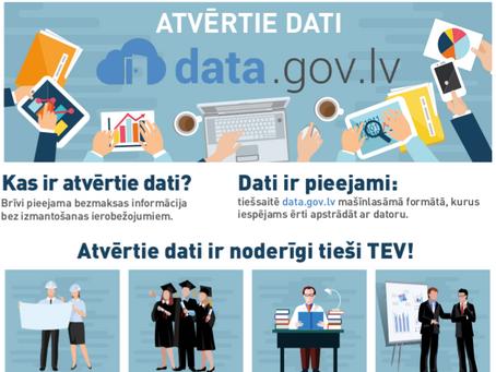 J.Pūce: valsts rīcībā esošiem datiem ir jākļūst par sabiedrības īpašumu