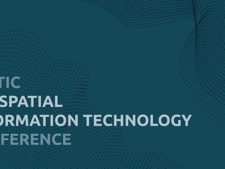 The Baltic Geospatial Information Technology Conference 2020 -registration is now open!