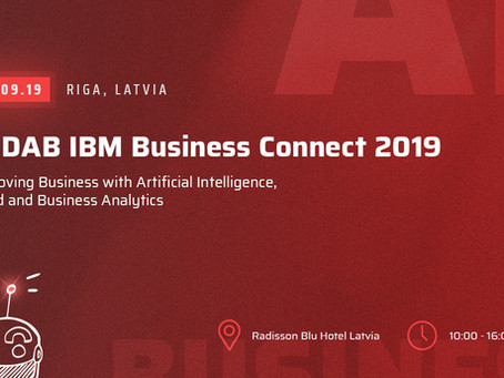 PEDAB IBM Business Connect 2019