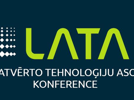 Aicinām kļūt par LATA 2022. gada konferences sadarbības partneri!