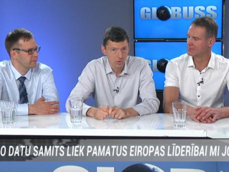 LATA piedalās diskusijā par atvērtajiem datiem un lielajiem datiem