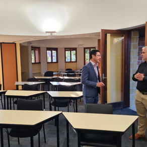 Tranby Re-opening