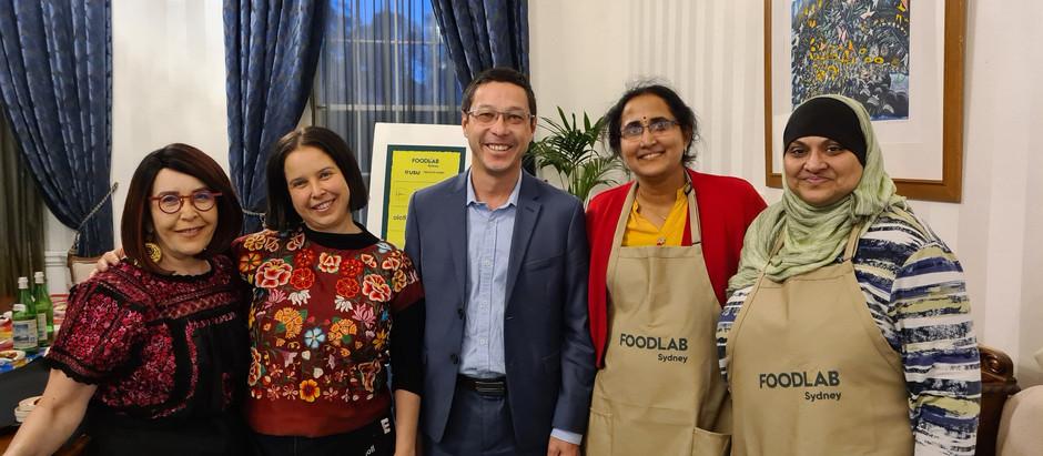 FoodLab Sydney