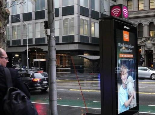 Telstra Payphones - Big Win for Sydney