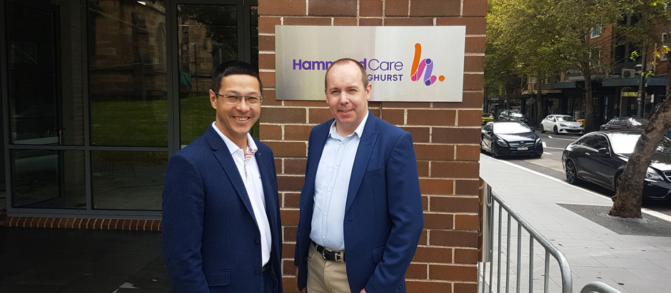HammondCare Darlinghurst