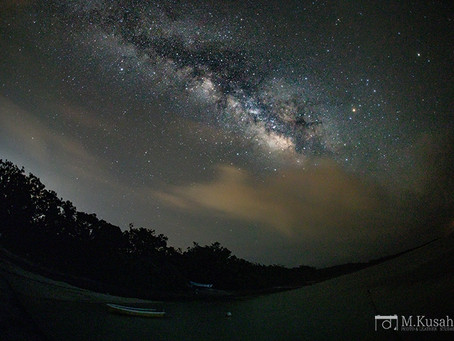 星景写真の撮り方 初心者用