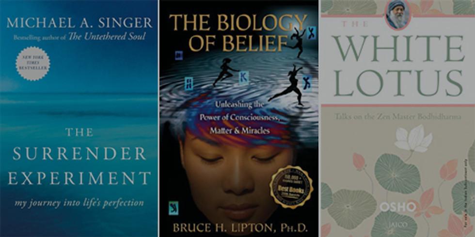 Book Club - 07:30PM to 08:30PM IST - Tue, Wed, Thu & Fri