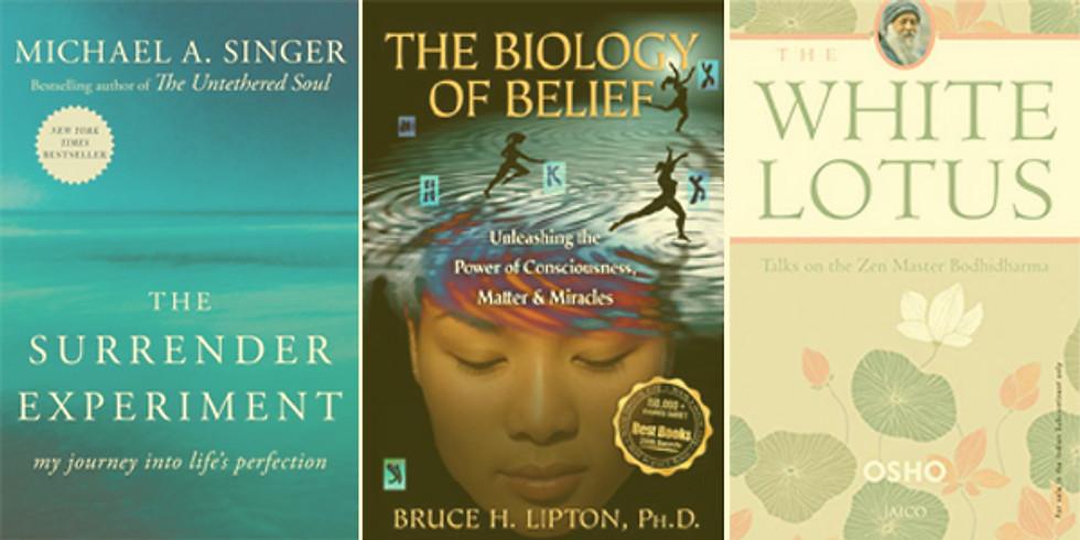 Book Club - 07:45AM to 08:45AM IST - Tue, Wed, Thu & Fri