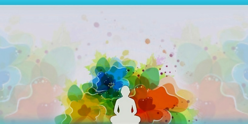 3 - Week Meditation Program To Expand Awareness and Life Zest - 12:00PM  to 1:00PM EST / 9:30PM to 10:30PM IST