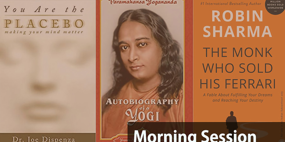Book Club - 08:00AM to 09:00AM IST - Mon to Sat