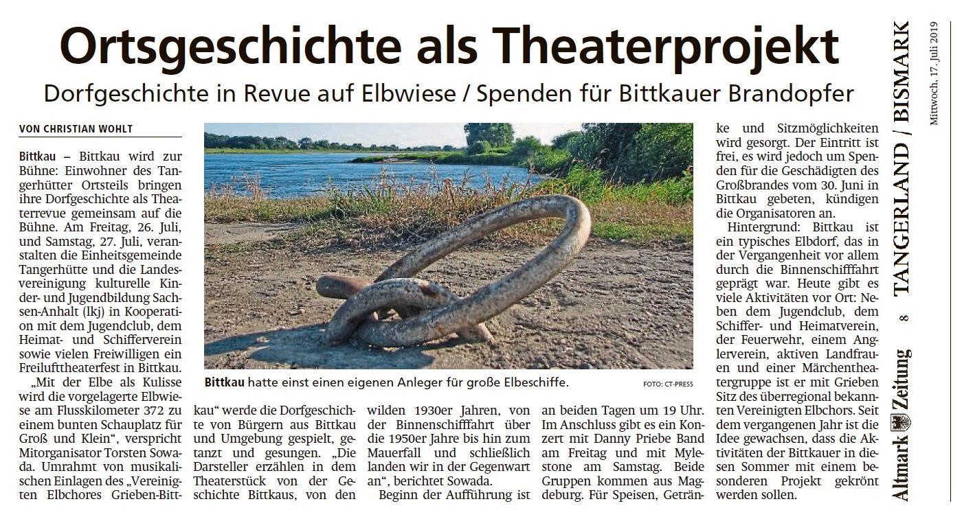 Altmark Zeitung